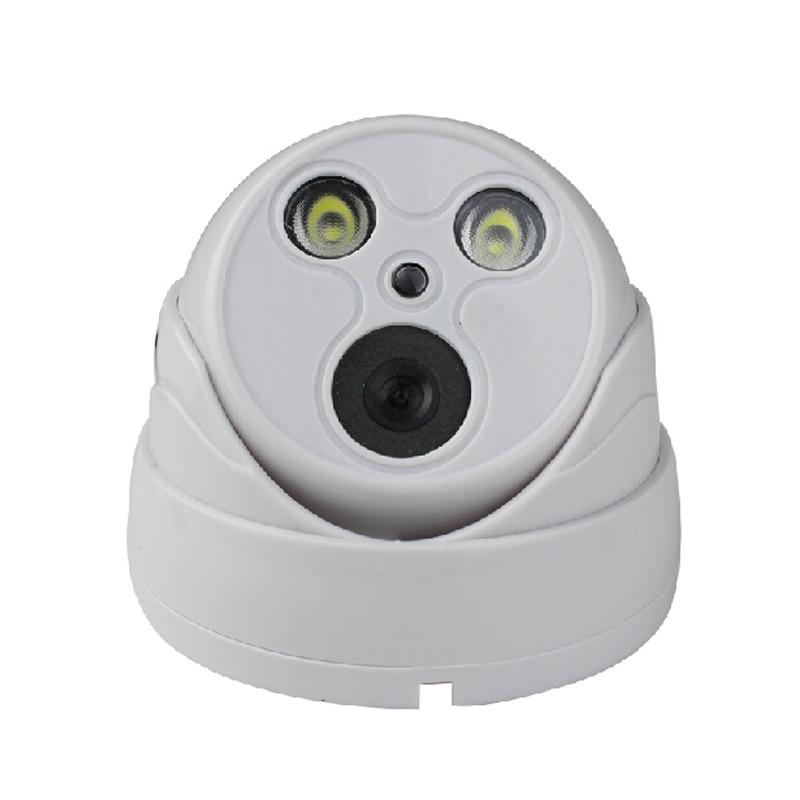 Seetong POE Audio 1080P plastic indoor hemisphere infrared IP camera Onvif H.265 P2P security monitoring network UC audio poe 1080p 2 0mp ip camera security full hd network indoor camera p2p onvif plastic white freeshipping