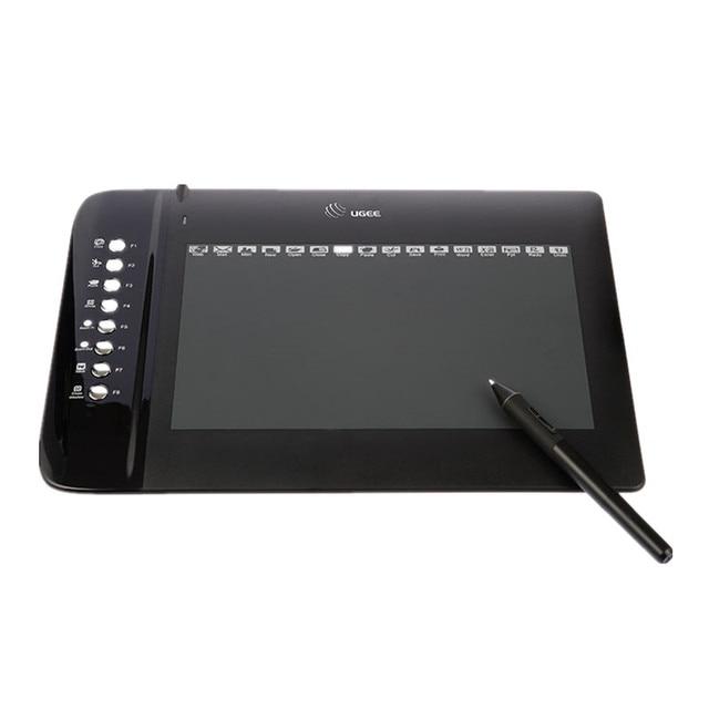 "Ugee M1000L 10x6 ""Digitaces de la pulgada de la Tableta Caliente Pintura Pluma de Dibujo de la Tableta Gráfica 2048 Niveles"
