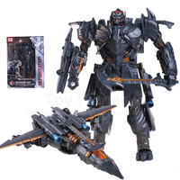 5 Shapes Combination 22cm Deformation Anime Toys Transformation Toy Car&Aircraft Action Figures Boy Best Birthday Gift