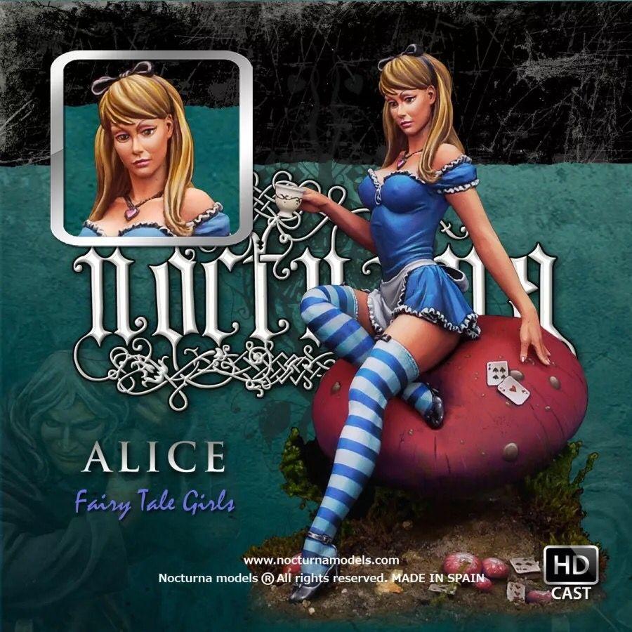 Алісова стрічка Грибна - Іграшкові фігурки