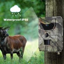 Trail Hunting Camera Scouting 1080P 12MP Infrared Camera  Wild Night Vision Outdoor Hunter Camera цены