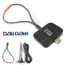 OTA Full HD DVB T2 Android Phone Pad Receiver OTG Micro USB TV tuner pad HD