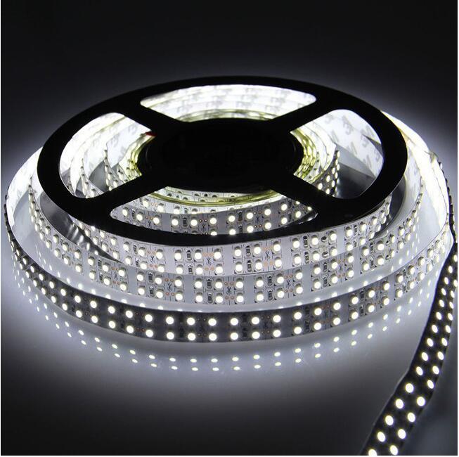 Bright 3528 12 Volt Led Strip Lights 240 Leds: Outdoor Indoor 12V Green Color 50m Reel 3528 Smd 240leds/m