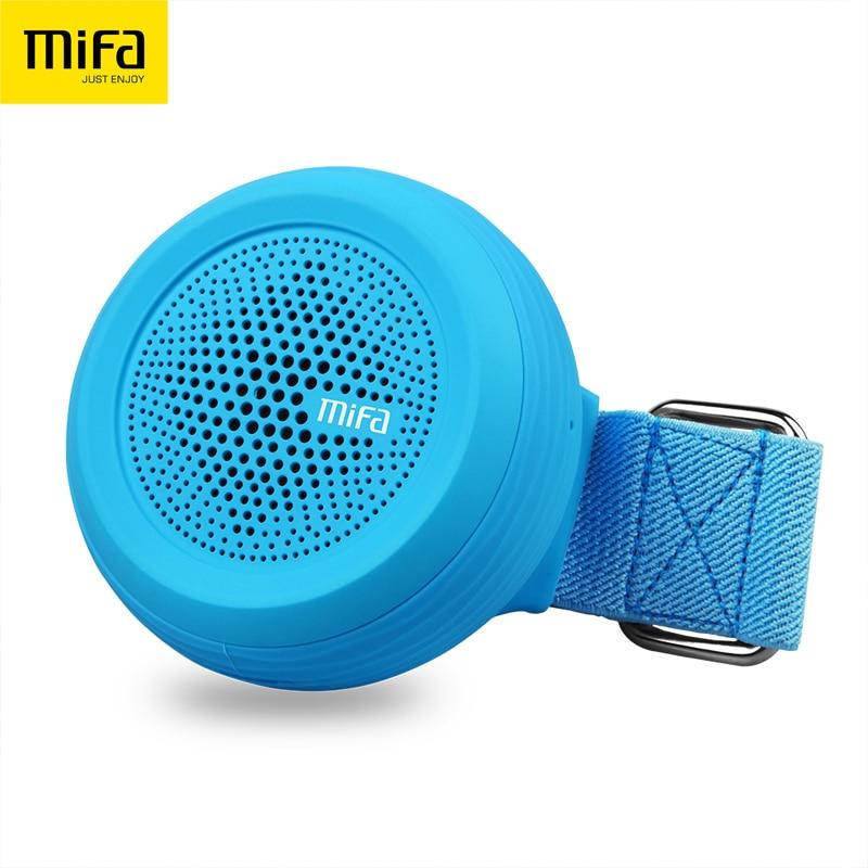MIFA F20 Партатыўны Bluetooth Дынамікі Bluetooth 4.0 Sport Wireless SPEAKE з кіраваннем Bluetooth спікера