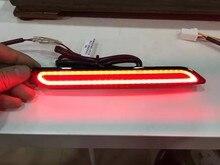 Reflector, LED Parachoques Trasero Luz, luz antiniebla trasera, Luz de freno Para la serie de toyota con 3 o 2 funciones luz de guía