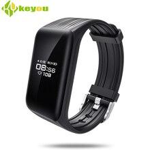 K1 Smart bracelet heart rate monitor smartband activity tracker Wristband Android IOS Phone Waterproof IP67 Passometer mi band