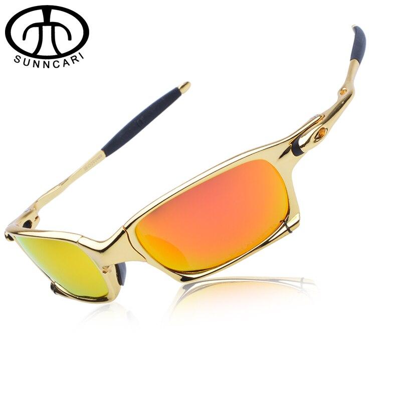Prix pour WUKUN lunettes de Soleil Hommes Polarisé Vélo Lunettes Alliage Cadre Sport Équitation Lunettes oculos de ciclismo gafas CP004-1