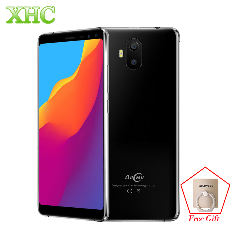 AllCall S1 RAM 2GB ROM 16GB Smartphones Dual Back Cameras 5.5 inch Android 8.1 MTK6580A Quad Core OTG GPS Dual SIM Mobile Phone