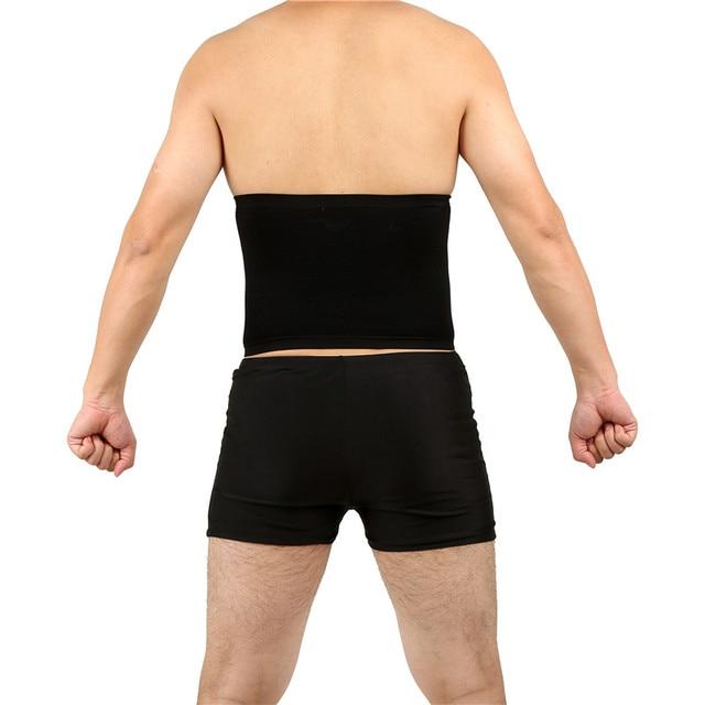 Corset minceur ceinture pour hommes homme Sweat Sauna abdominaux Shapewear taille minceur ceinture bière ventre corps forme