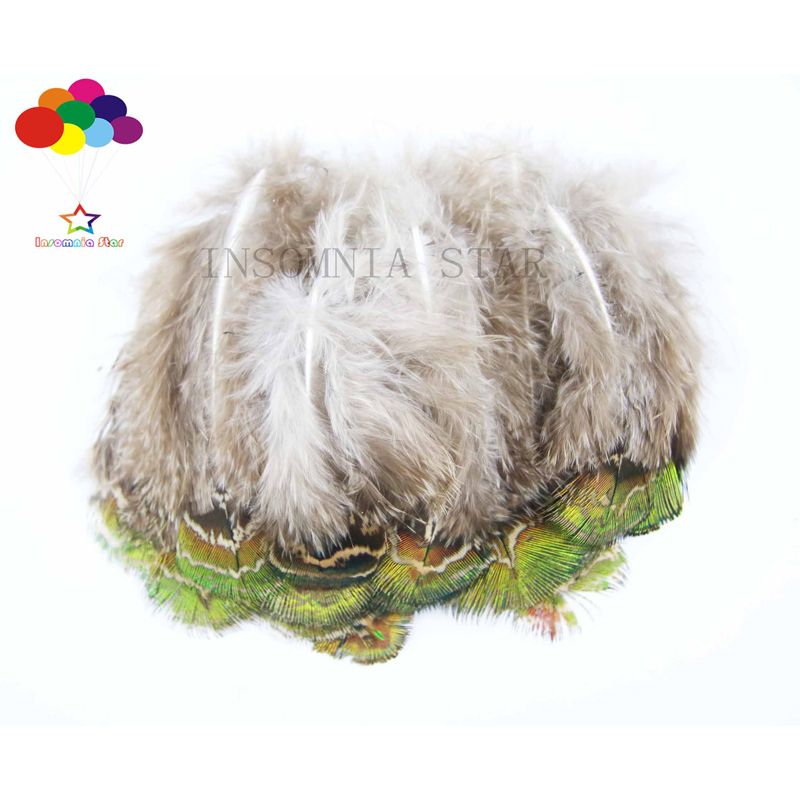 Wholesale 10-100PCS beautiful 5-8cm//2-3inches natural DIY feathers