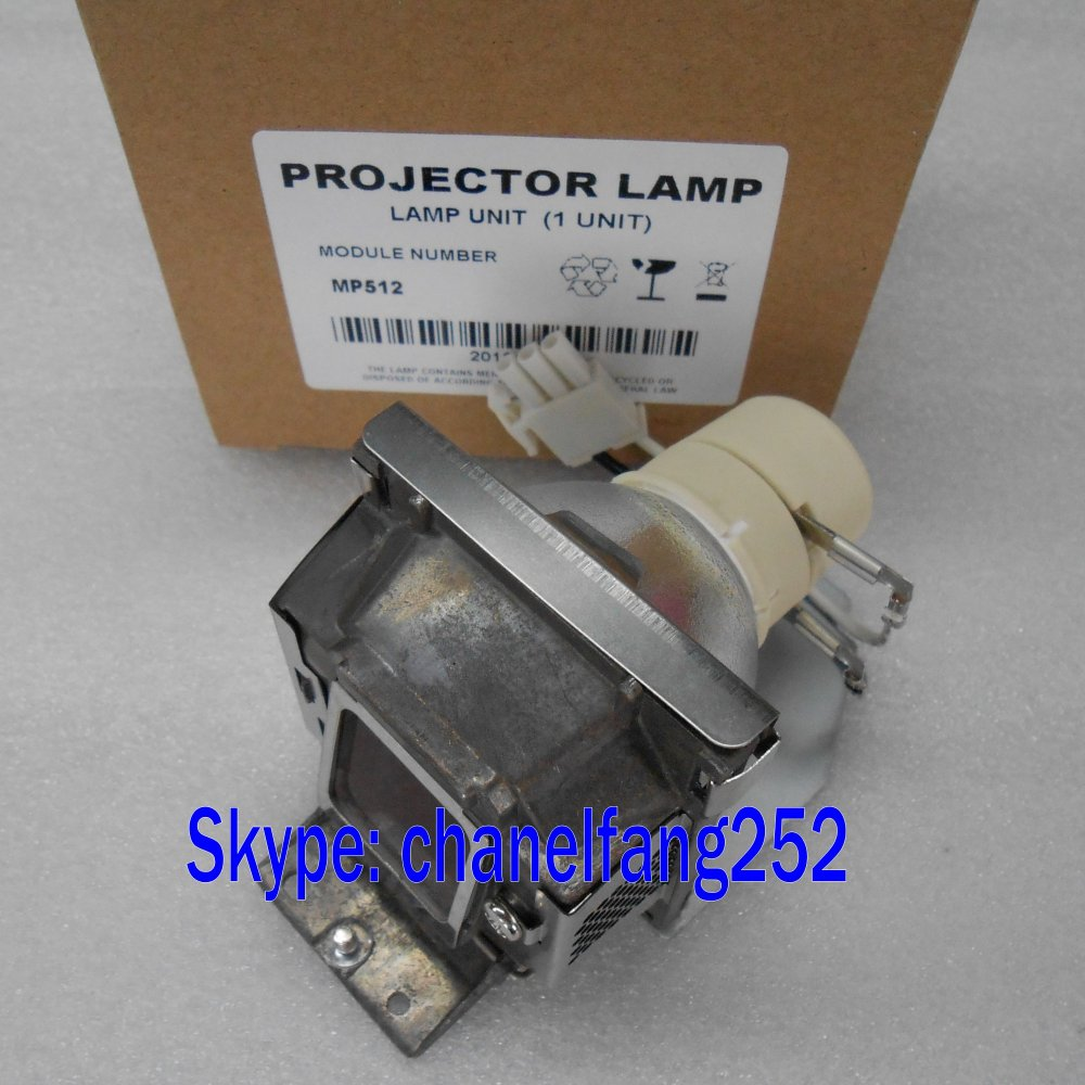 9E.Y1301.001 Projector Lamp With Housing For MP522ST/ MP512 /MP512ST /MP522 Projector free shipping 9e y1301 001 original projector lamp for benq mp512 mp512st mp522 mp522st projector