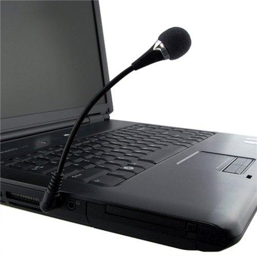 CES Mini 3.5mm Flexible Microphone for PC/Laptop/Skype