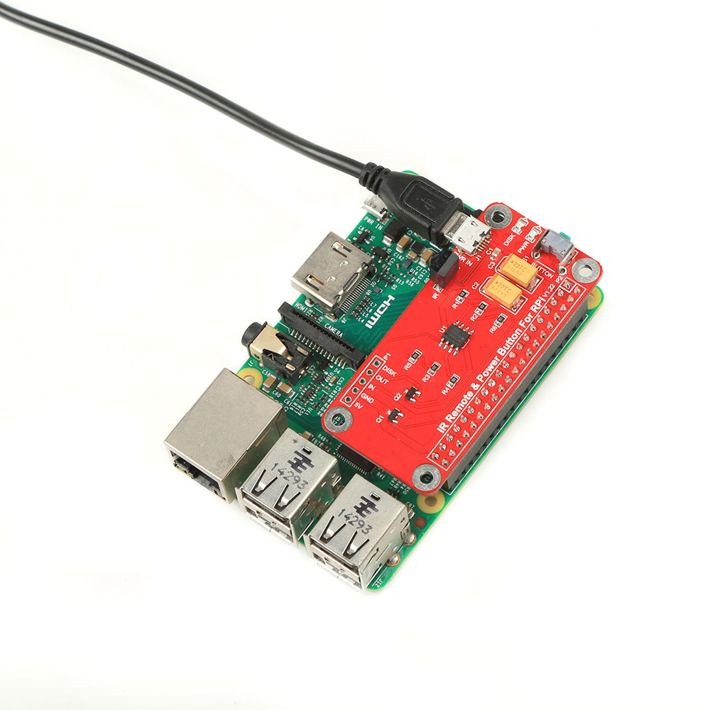 New Power Button For Raspberry Pi 3 Model B 2018 Wiringpi Works Perfect And Free Shipping In Code Readers Scan Tools From Automobiles