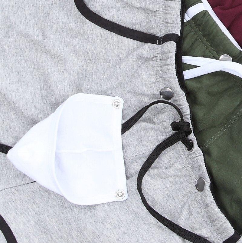 WJ men's lounge shorts pajama fashion home shorts low-rise boxer shorts Male Casual trunks loose Summer elastic waist