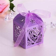 Pudełeczko ażurowe dla gości weselnych WITUSE 100szt