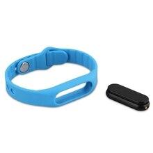 Wholesale 5 Set OLED Bluetooth Health Wristband Fitness Tracker Sleep Monitor Band Smart Watch Blue