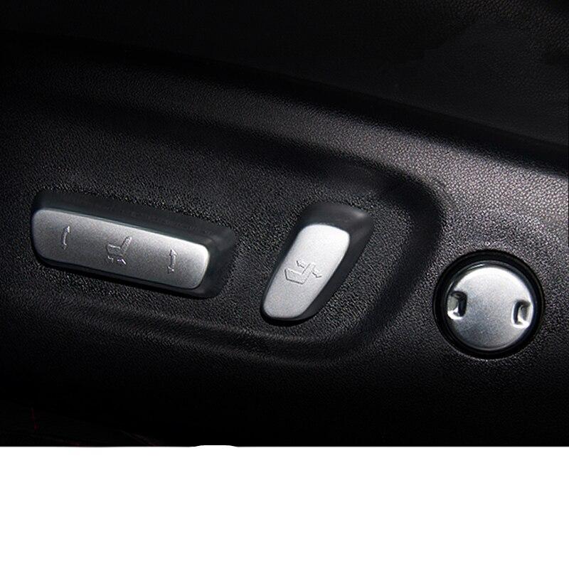 Tcart Chair Adjustment Cover For LEXUS NX NX200T NX300T 2015 ABD Power Seats Button  Interior Trim 5pcs / set 4pcs set window visor vent shade sun rain deflector guard shield for lexus nx nx200t nx300h 2015 car styling
