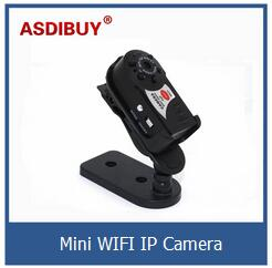 Portable Q7 Camera 480P Wifi DV DVR Wireless IP Cam Brand New Video Camcorder Recorder Infrared Night Vision portable infrared video camera 1080p hd 16x zoom 3 0 tft lcd digital video camcorder camera dv dvr support for night shooting