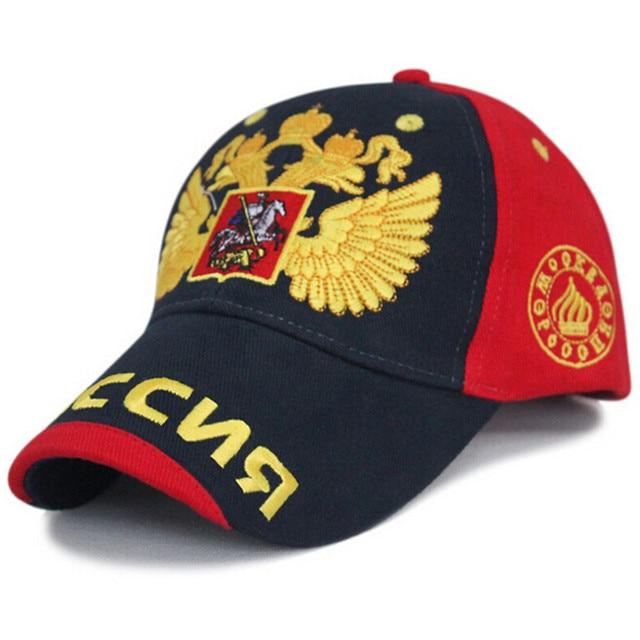 Nueva moda Sochi ruso Cap 2016 Rusia Bosco gorra de béisbol SnapBack  sombrero sunbonnet casquillo de 7e70f11f7d6