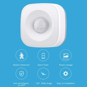 Image 5 - Wireless Smart Infrared Detector Home Security Burglar Alarm WIFI App Control Smart Home PIR Motion Detection Sensor Homekit