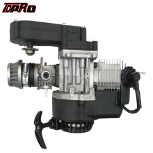 TDPRO 47CC 49CC 2 Stroke Pull Start Engine Motor Motorcycle Starter Engines & Transmission For Pocket MINI Quad Bike Scooter ATV