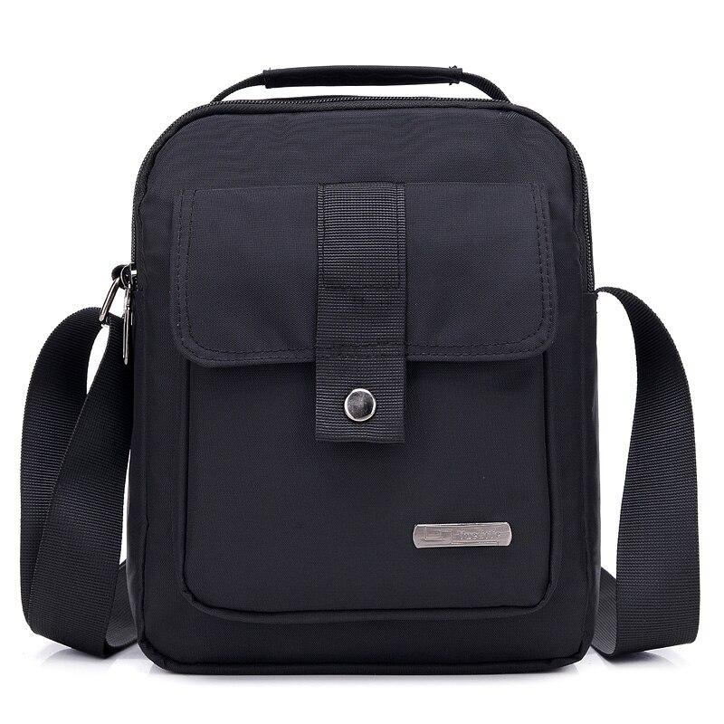 Rugby 7S South Korea Waterproof Leather Folded Messenger Nylon Bag Travel Tote Hopping Folding School Handbags