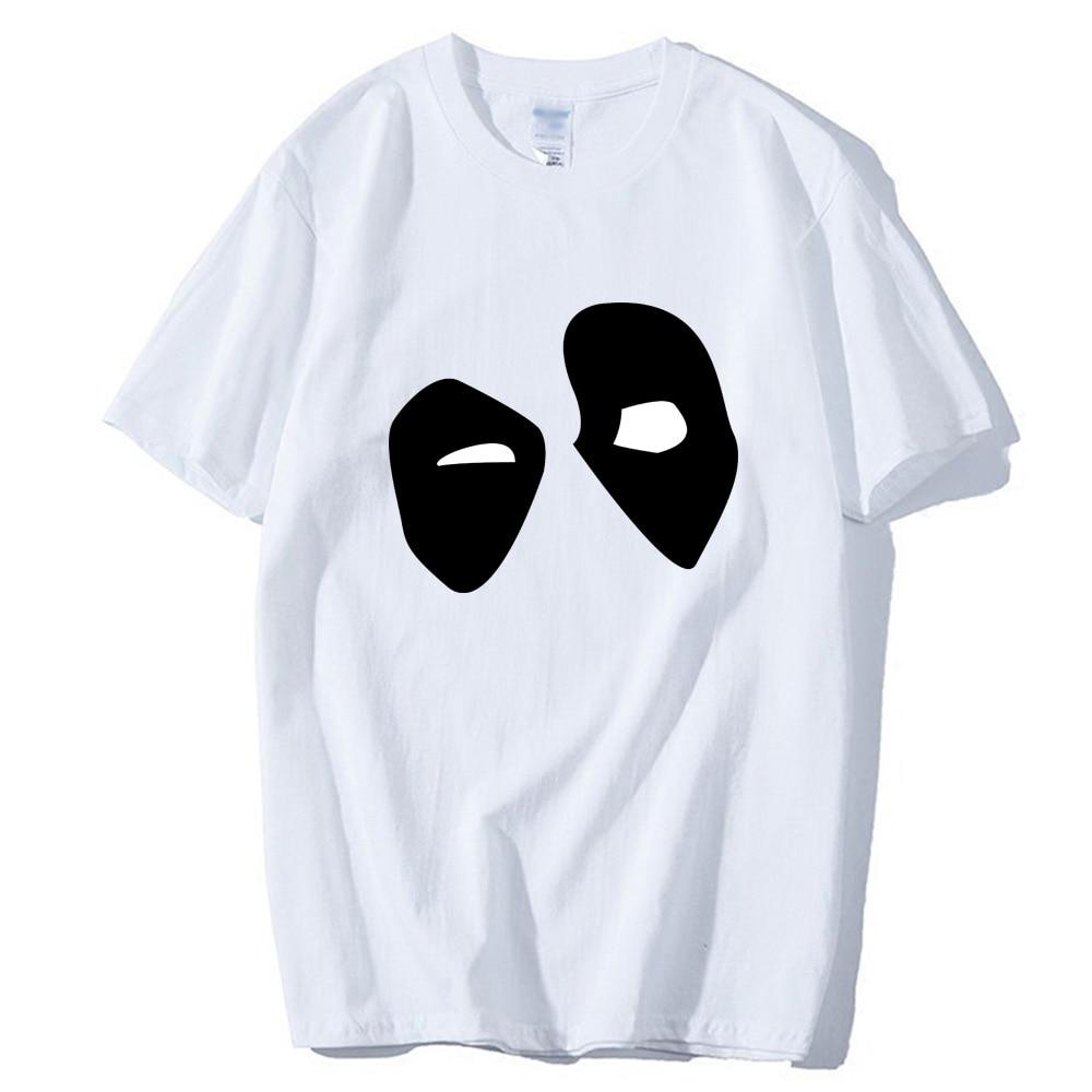 funny print t shirt fashion casual fitness men t-shirt 2019 summer streetwear hip hop brand clothing tops tee deadpool camisetas