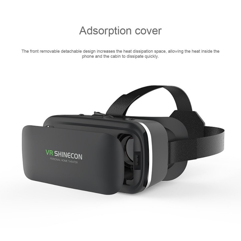 3d-Vr-Glasses Vr-Headset Senior SC-G04 for WIN Ios-System 6th-Generation