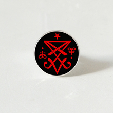 hot sale, Lucifer Satan ring silver  mystery sealed cheap ring.