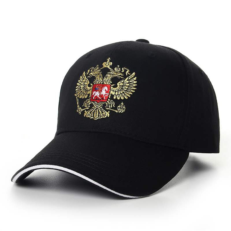 PINMI 2018 White   Baseball     Cap   Men Women 100% Cotton Golden Thread Embroidery Snapback   Caps   Casual Outdoor Summer Dad Hat for Men