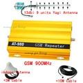 13db yagi + 900 Mhz GSM Repetidor De Sinal para Celular, celular GSM900Mhz Reforço De Sinal 2g Amplificador de Sinal de Comunicação Móvel