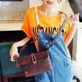New 2016 Fashion Women Handbag PU Leather Women Messenger Bags Candy Color Bag For Women shoulder bags