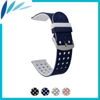 Silicone Rubber Watch Band 18mm 20mm 22mm 24mm For Citizen Strap Wrist Loop Belt Bracelet Black