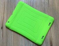 יוקרה האופנה ניו רכה סיליקון גומי מעטפת כיסוי skins מגן עמיד הלם case עבור teclast x98 פלוס השנייה (X98 בתוספת 2) 9.7