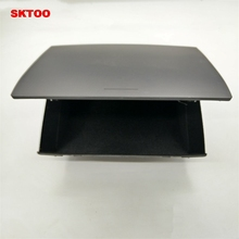SKTOO Free shipping for VW POLO dashboard cubby box / center console storage box / debris box pad