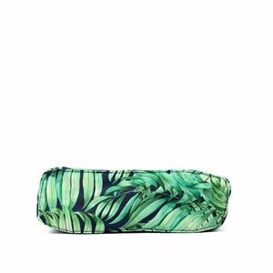Image 3 - Huntfun צבעוני אריג בד עמיד למים ציפוי פנימי הכנס רוכסן כיס עבור קלאסי מיני Obag בכיר פנימי כיס עבור O תיק