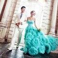 2017 новая бесплатная доставка сексуальные женщины девушка свадебные платья хорошо свадебное платье sy98