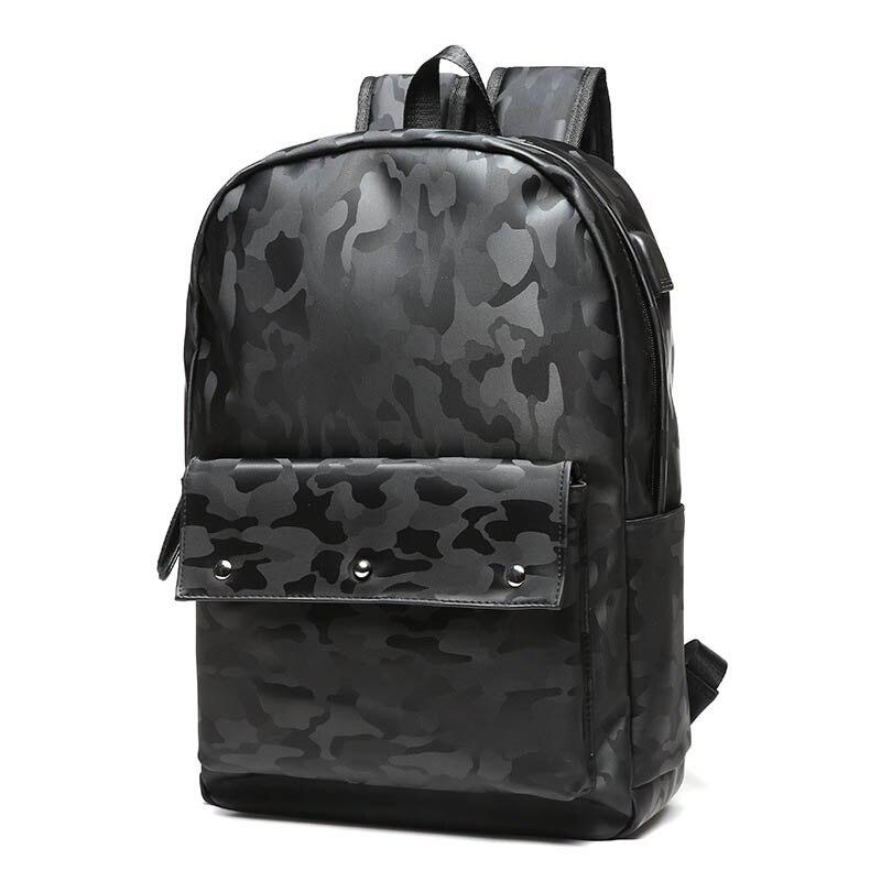 e88d73210975 2019 мужской модный водонепроницаемый рюкзак для колледжа мужской ноутбук  рюкзак для путешествий высококачественные подростковые ...