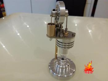 Stirling Engine Miniature Vertical Engine Model Engine Scientific Experiment Birthday Gift Graph Model