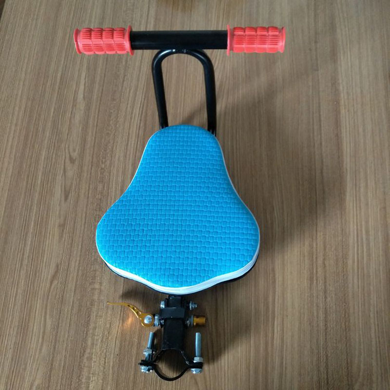 Image 4 - Electric Scooter Child Saddle Child Seat Foldable Children Seat Adjustable Kid Chair for Electric Skateboard Scooter E Bike-in Scooter Parts & Accessories from Sports & Entertainment