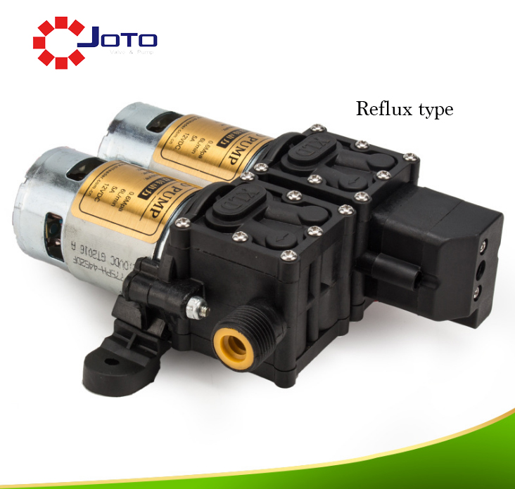 Hot Sale Extra Big Power Agricultural Use Electric Sprayer DC 12V Micro High Pressure Diaphragm Pump Small Water Pump hot sale extra door
