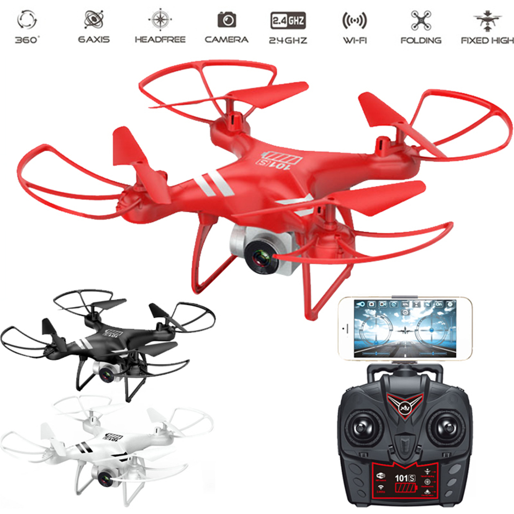 Phoota Wifi FPV 2.0MP Full HD 720p Drone 6 Axis Gyro 4 Channel 2.4GHz APP Remote Speed Altitude Hold Quadcopter mjx x601h wifi fpv 720p cam air pressure altitude hold 2 4ghz app control 4 channel 6 axis gyro hexacopter 3d rollover