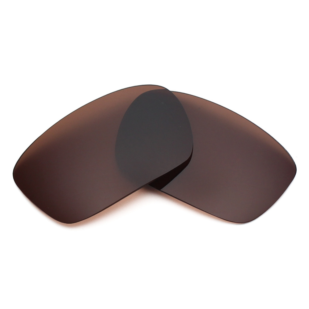 c16cc0f5dab7 2 Pairs Mryok POLARIZED Replacement Lenses for Oakley Badman Sunglasses Ice  Blue & Bronze Brown-in Accessories from Men's Clothing & Accessories on ...
