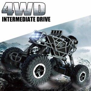 RC Cars 4WD Remote Control Car