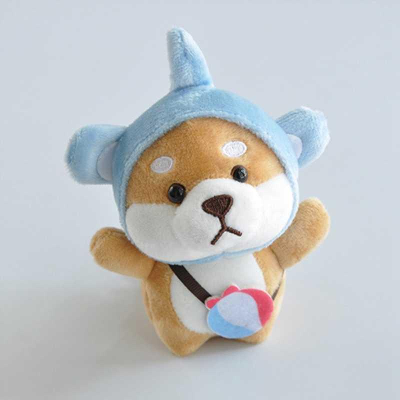Kawaii Stitch Nhồi Bông Động Vật Shiba Inu 12 Hoàng Đạo Trung Quốc Đầm Sang Trọng Đồ Chơi Hoạt Hình Dễ Thương Sang Trọng Động Vật Chú Chó Stitch Búp Bê kid Đồ Chơi