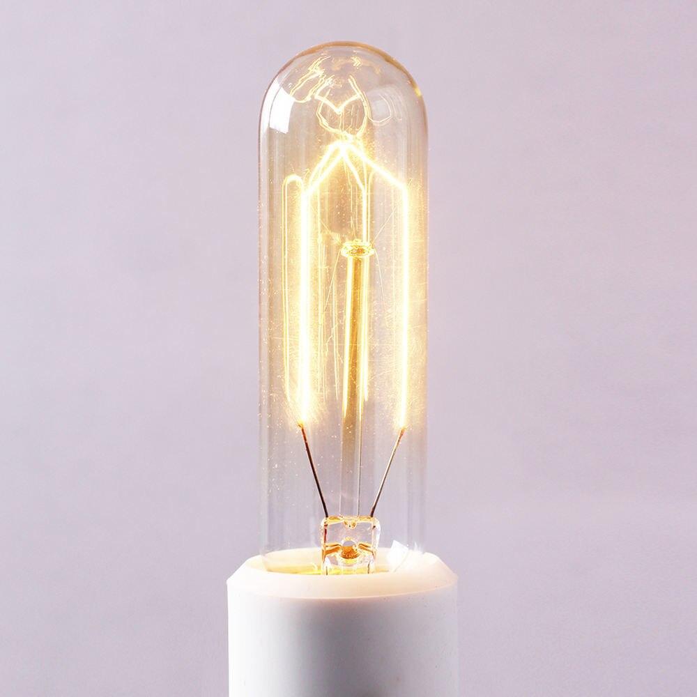 Buy Incandescent Bulb E27 40w Ac 110v T45 Tungsten: Incandescent Bulbs Antique E27 Home Decoration Retro