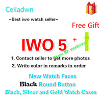 Smart Watch IWO 1 1 Upgrade 2nd Generation Heart Rate Smartwatch IWO 2 Wearable Device W51