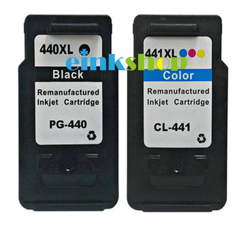 einkshop pg <font><b>440</b></font> For <font><b>Canon</b></font> pg <font><b>440</b></font> cl 441 Ink Cartridge For <font><b>canon</b></font> <font><b>440</b></font> <font><b>xl</b></font> PIXMA MX374 MX394 MX434 MX454 MX474 MX514 MX524 MX534 image