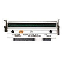 Nowa wysokiej jakości głowica drukująca ZM400 do drukarki Zebra ZM400 203dpi termiczna drukarka etykiet kodów kreskowych kompatybilna drukarka 79800M, gwarancja 90 dni