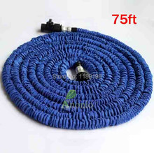 75FT Garden Supplies Watering & Irrigation Water Pipes With Spray Gun Expandable Water Hose Garden Hoses & Reels EU/US Type